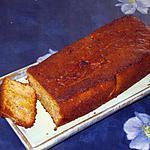recette Cake anglais aux fruits confits.