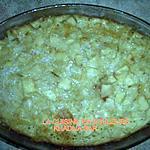 recette clafoutis aux pommes(1 ére version)