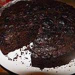 recette Gâteau au chocolat et aux courgettes