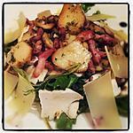 recette Salade de cèpes crus cuits...
