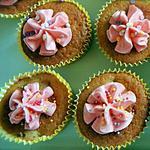 recette Cupcake pomme/poire