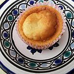 recette petits cake à la fleur d'oranger