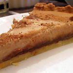 recette tarte aux marrons nutellatée (anniversaire de mon papa)