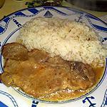 recette Côtes de porc en sauce