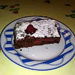 recette chocolat coeur framboises