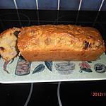 recette cake  au  boudin blanc