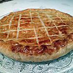 recette tourte au canard , cêpes et foie gras