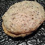 recette Faux macarons aux noisettes fourrées au nutella