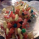 recette idée de bonbon pour anniverssaire