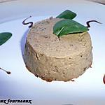 recette Terrine de courgettes
