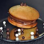 recette Whoopies pies au nutella