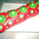 recette roulé au nutella de fatima84 decoré a ma facon