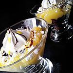 recette Verrines au citron meringué