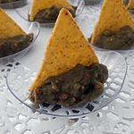 recette petits bâteaux mexicains (crémaillère)