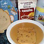 recette BARZILE(crème cassonade ou vergeoise)