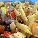 recette salade de pâtes à la mode saint-just (crémaillère)