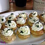 recette Cupcakes ratatouille et fromage frais