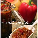 recette Ketchup aux fruits et poivron