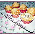 recette Brioche Rapide au sucre perlé style muffins