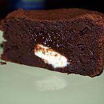 recette Moelleux Coeur Choco Blanc