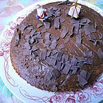 recette GÂTEAU CREUSOIS AUX PÉPITES DE CHOCOLAT