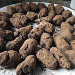recette Truffes au chocolat et whisky de Mimi-la-fourmi