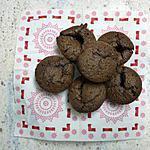 recette Muffins choco-mascarpone coeur fondant