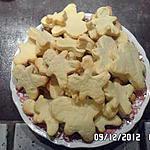 recette Sablés au beurre (Butterbredel)