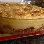 recette Parmentier de confit de canard au curry