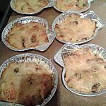 recette Gratin marin au curry (entrée de fêtes)