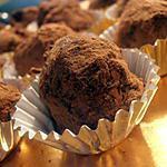 recette truffes au grand marnier (noël)