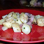 recette Salade De Pommes-De-Terre Aux Harengs