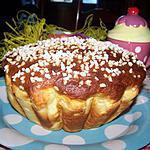 recette La brioche à la fleur d'oranger et zestes d'oranges de Choupette two