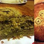 recette Gâteau moelleux à la banane (et amandes)