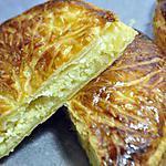 recette Galette des Rois: Frangipane
