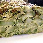 recette Terrine de courgettes au curry