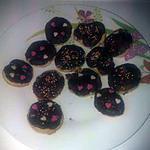 recette feuilletés aux chocolats