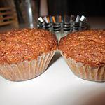 recette cupcakes aux noix de pecan caramélisées