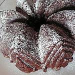 recette Gateau au chocolat de Malou  (adapté de C. Felder)