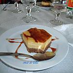 recette CHEESECAKE AU SPECULOOS