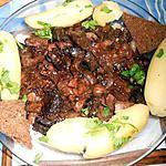 recette Sauté de cerf tradition