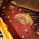 recette Bûche Marron Chocolat