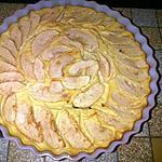 recette gateau au fromage blanc a la vanille & pomme