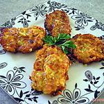 recette Mücver (Galettes de courgettes)