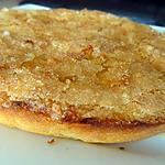 recette Gâteau croustillant aux pommes