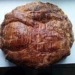 recette Galette des rois frangipane chocolat