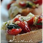 recette ~Baguette de style nachos à l'italienne~