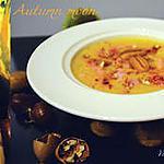 recette Velouté de courge Patidou et panais