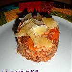 recette Risotto à la bolognaise