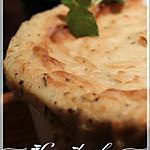 recette ~Purée de pommes de terre au fromage à la crème et ciboulette~
